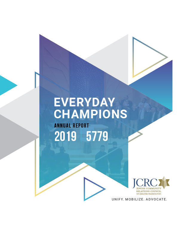 Everyday Champions - JCRC 2019 Annual Report